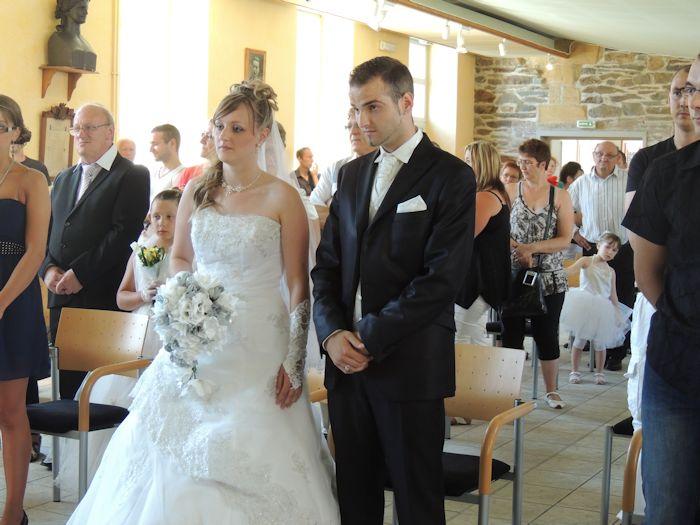 mariage de mon filleul benjamin avec cindy  8634656153