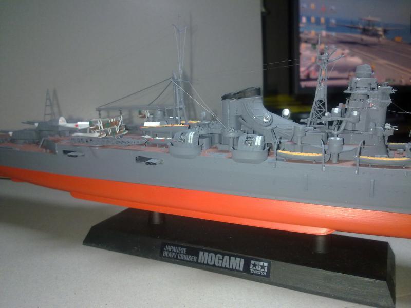 croiseur lourd Mogami au 1/350 par Pascal 94 - Tamiya  - Page 7 863541190120111123