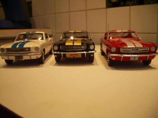 mustang shelby 350 GT 1965  kit monogram 1/24 . 864168IMGP3078