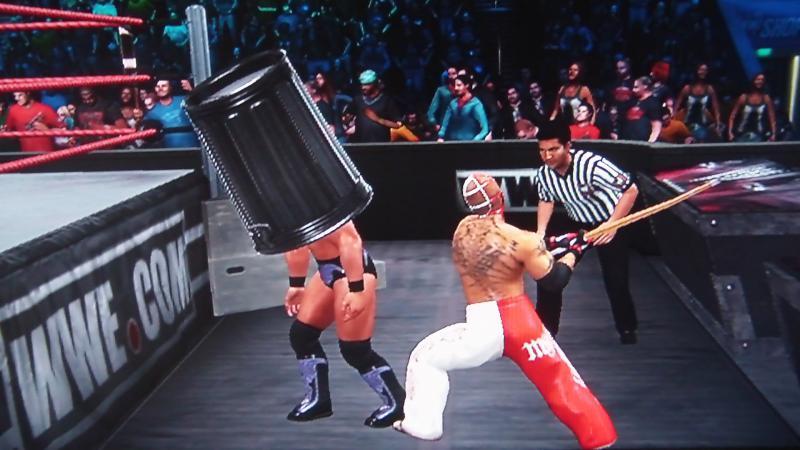Défi Smackdown vs Raw #4 864201SAM0359