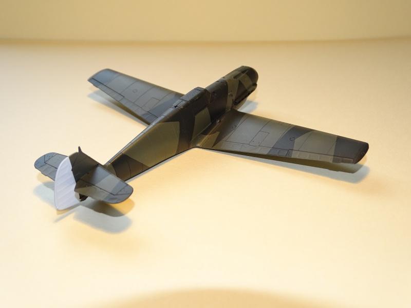 Bf 109 E3 WNr 1304 du JG 76 capturé le 22/11/1939 864821DSC03698