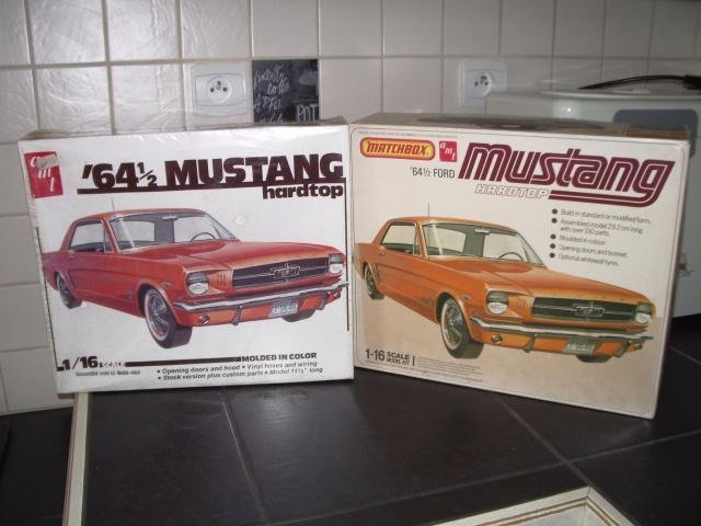 ford mustang 1964 au 1/16 de chez matchbox  865379m000