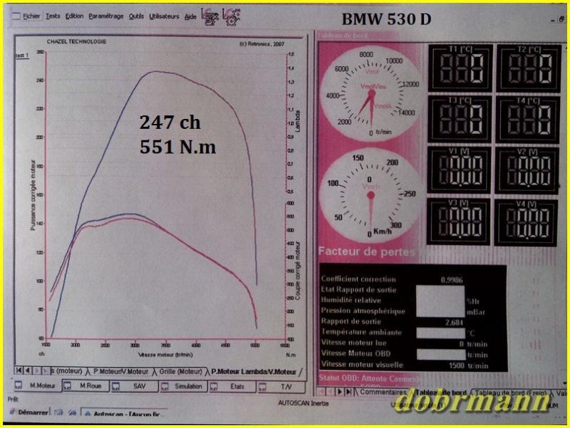 [BMW 530 d E39] Downpipe 866532025Copier
