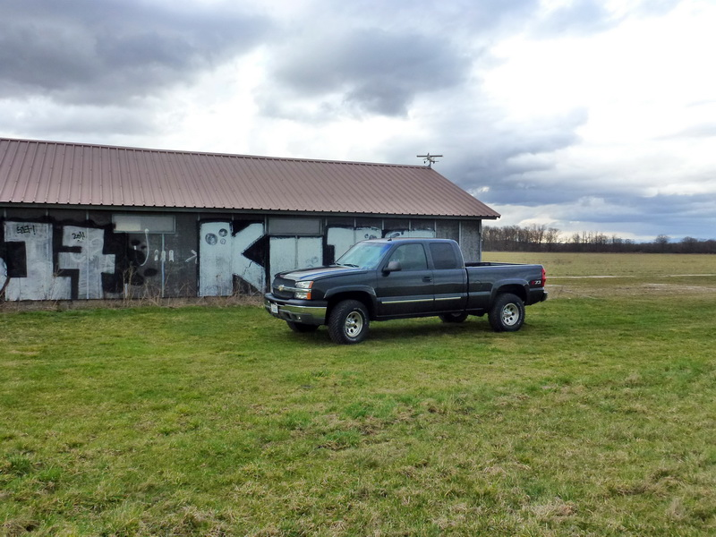 Chevrolet Silverado V8 5,3L 2003 867717P1040070