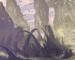 Les terres abandonnées