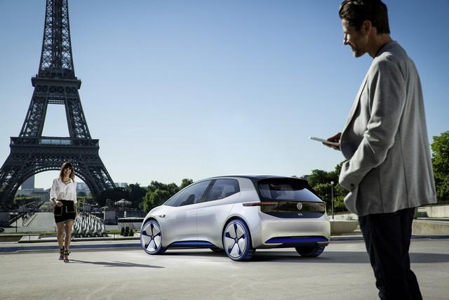 La première mondiale de l'I.D. lance le compte à rebours vers une nouvelle ère Volkswagen  868857DB2016AU00773large