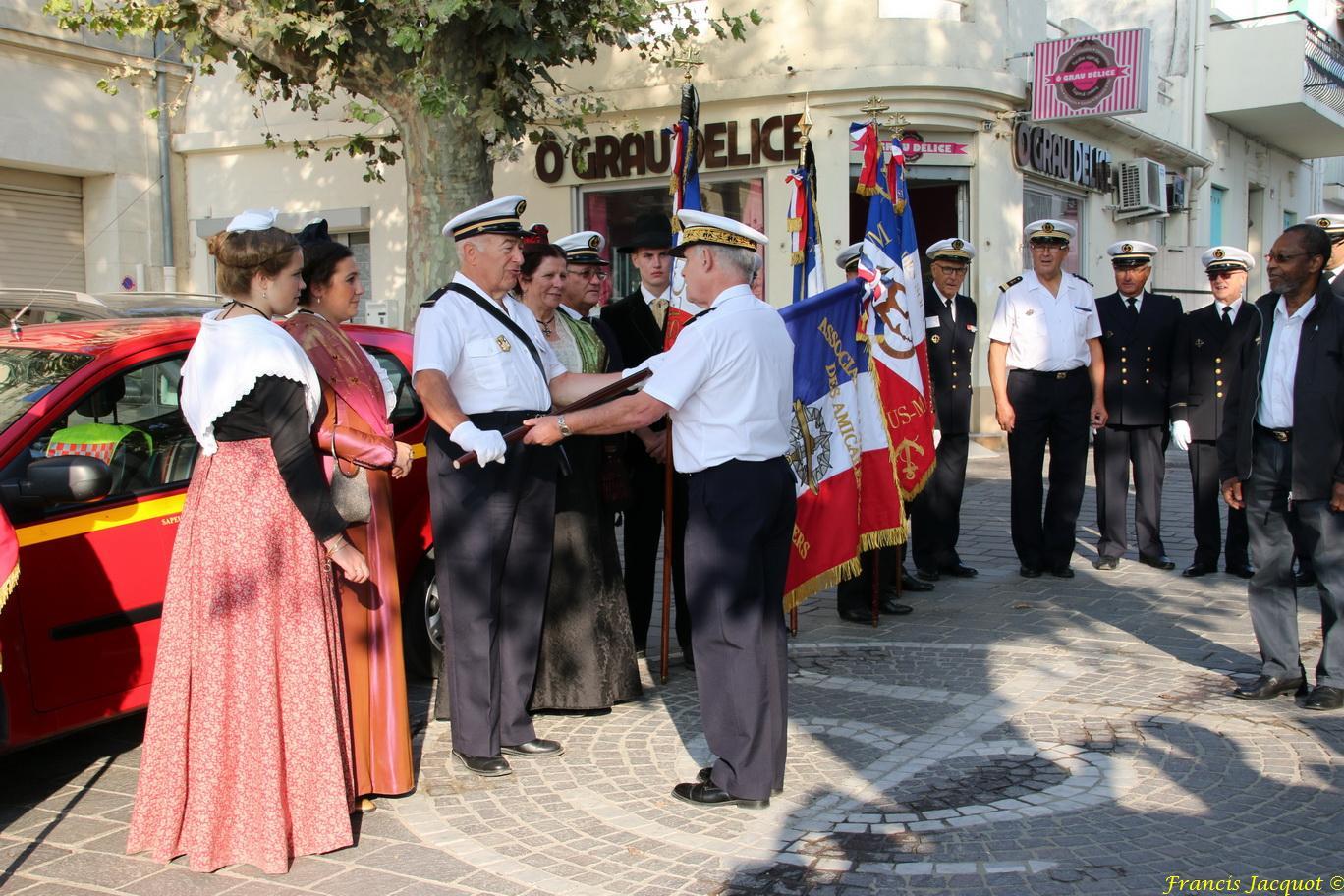 [ Associations anciens Marins ] 65 ème Congrès de l'AGSM 2016 au Grau du Roi 8690023517