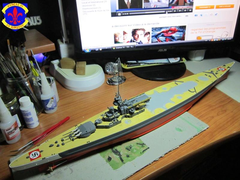Croiseur de bataille Scharnhorst  au 1/350 de dragon - Page 7 870130IMG1417L