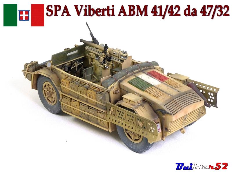 ABM 41/42  AT 47/32 - Italeri 1/35 870406P1050194