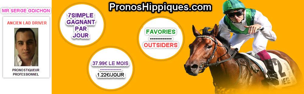 PronosticsHippiques.com