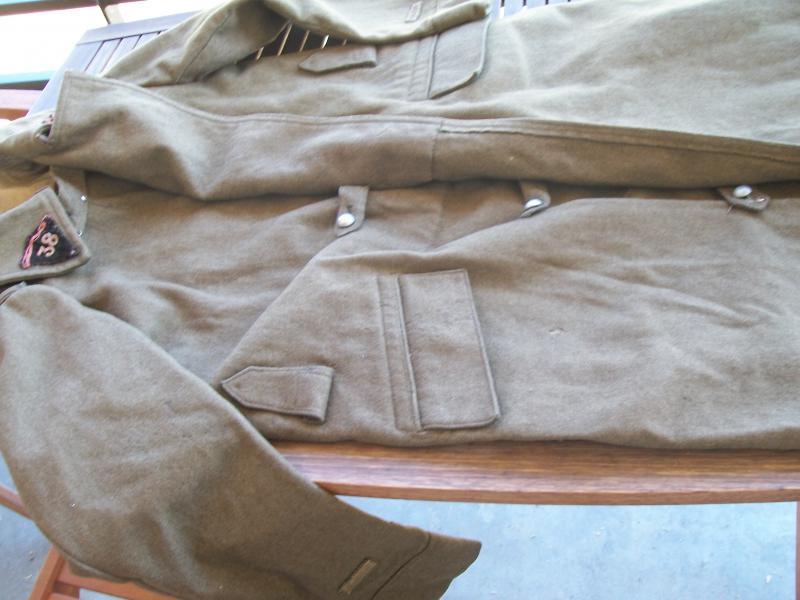 Le matériel et l'uniforme des prisonniers de guerre 8737291002143