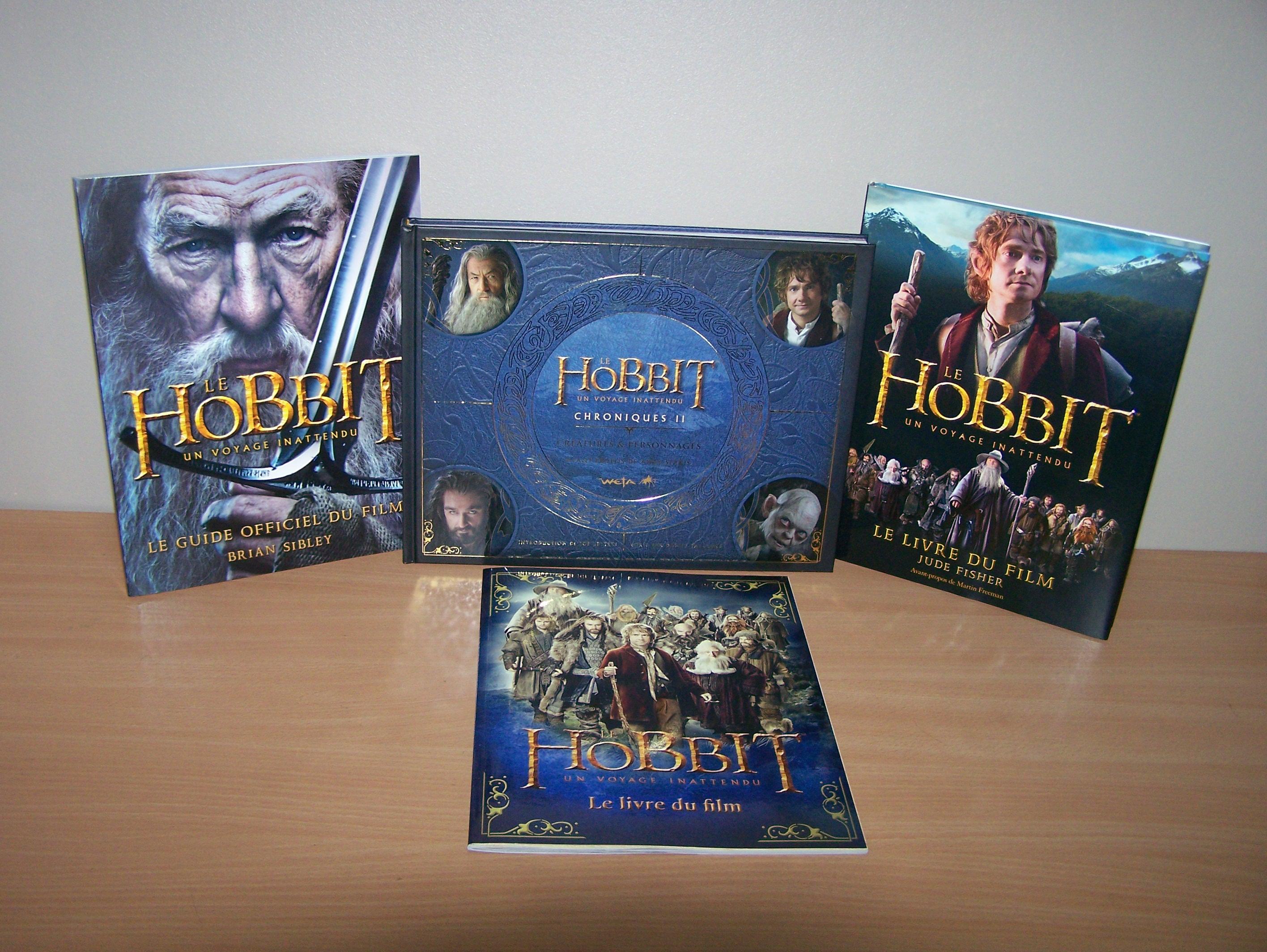 Le Seigneur des Anneaux / The Hobbit #3 873852MaCollectionSeigneurdesAnneauxTheHobbit14