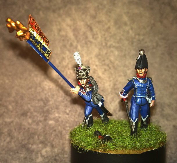 7ème régiment d infanterie légère - 1812 - Petite surprise ! 8754217emergtinflgre18122