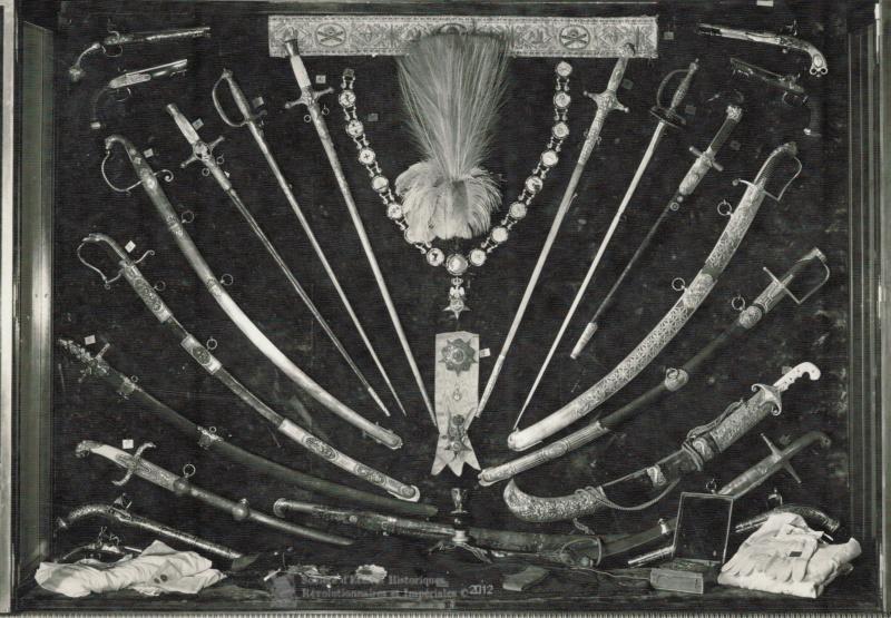 Joachim Murat : chasseur - général et Roi 875684amresdemurat