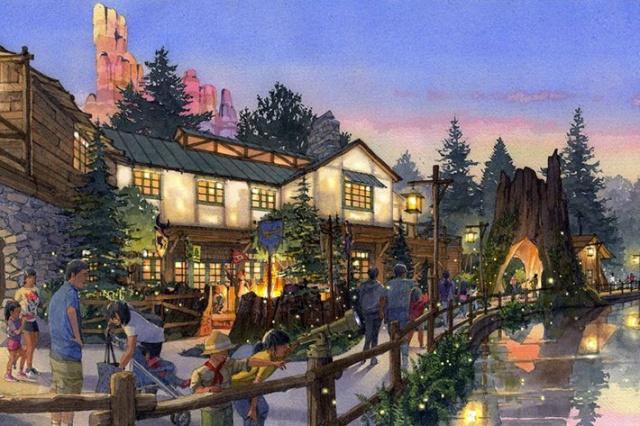 [Tokyo Disneyland] Nouveaux Meet & Greet et restaurant à Westernland (22 novembre 2016) 877211w161