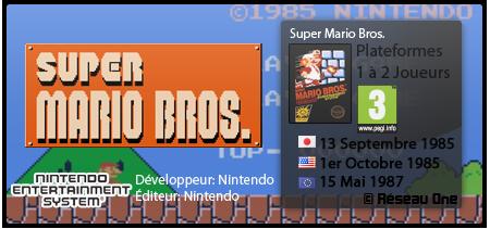 Super Mario Bros. | NES 877548smbpng