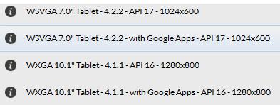 [SOFT][4.1+] Genymotion : Emuler/Utiliser Android sur un PC / Ordinateur [30.07.2013] 877773646
