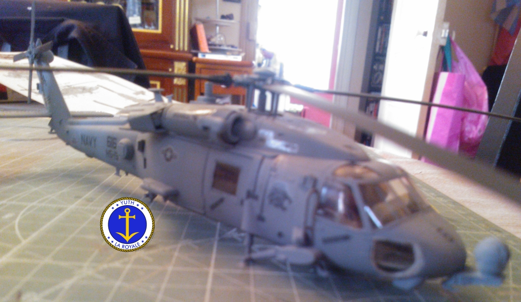 HH-60H RESCUE HAWK 878064HH6018
