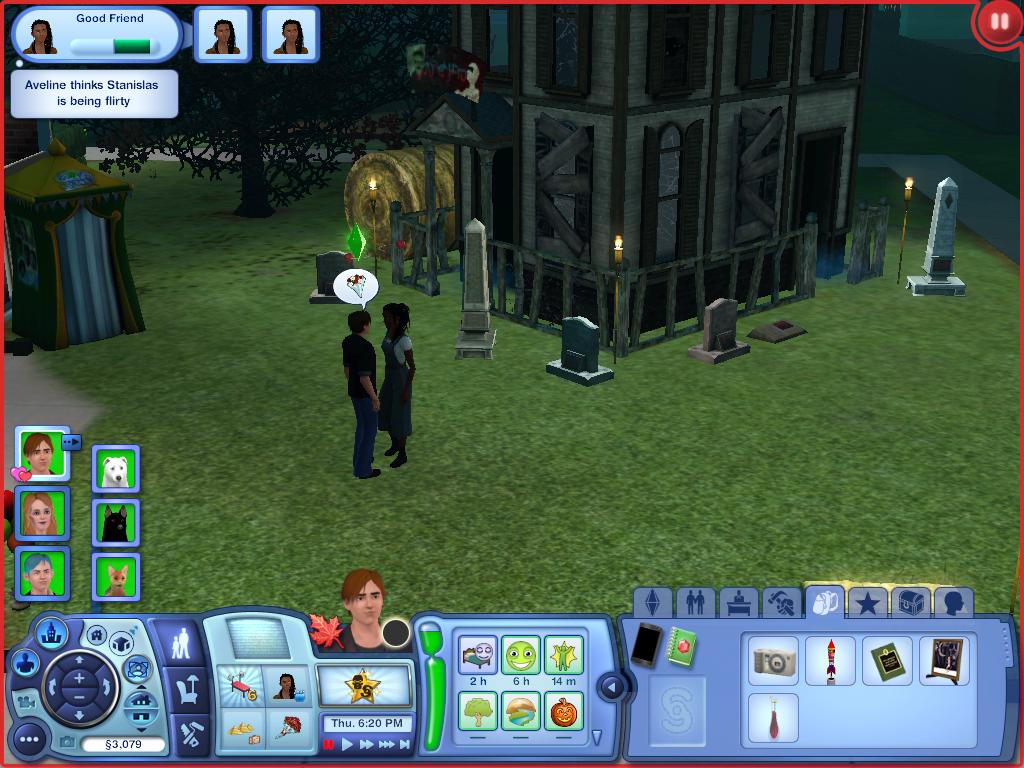 Les Sims ... Avec Kimy ! 878543commecestromantique