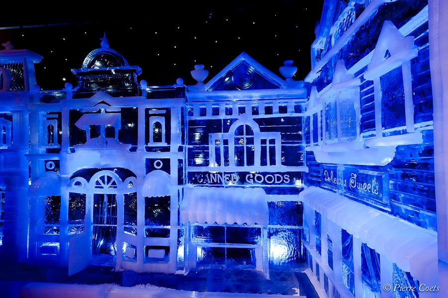 Sculpture sur glace à Bruges 878736PIE2483