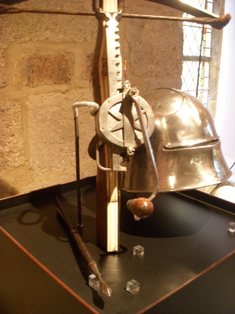 Le carreau d'arbalète du musée de l'Emperi 878901carreauemperia