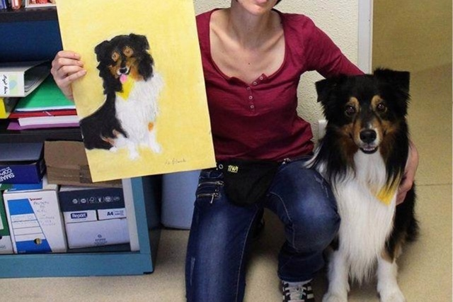 Impact du chien sur la santé humaine - Page 3 879608dustyok