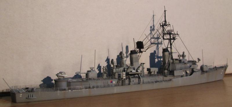 USS Charles F. Adams 1/700 879695IMG0574