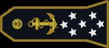 Amiral de la flotte honoraire
