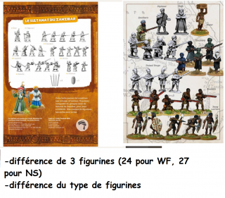 questions sur pack figurines  Wargames Foundry et North Star  880254WFNS