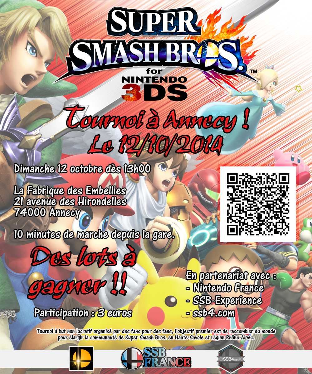 [Annecy 12/10/2014] Tournoi Super Smash Bros for 3DS 8806439HkZT