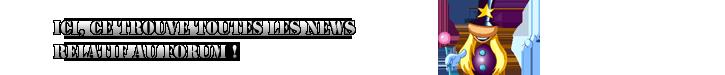 News du Forum