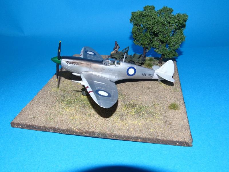 Spitfire Mk VIII RAAF (AZ Model 1/72) 881528DSC00908