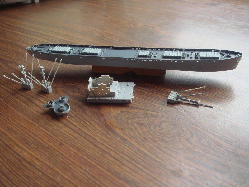 Le SS jeremiah o'brien liberty ship au 1/700 Trumpeter 881555libertyship01