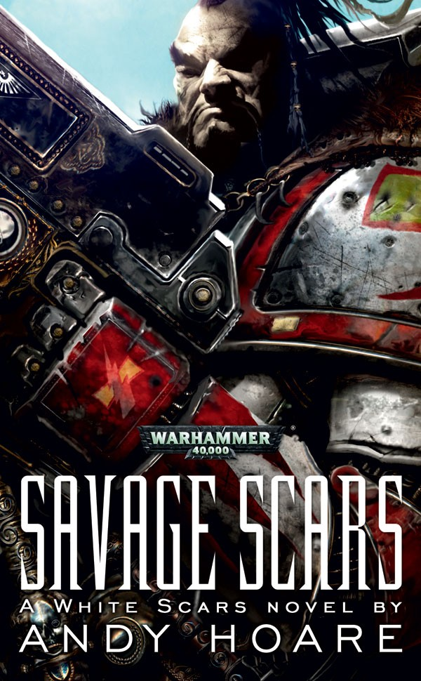 Savage Scars d'Andy Hoare 881871SavageScars