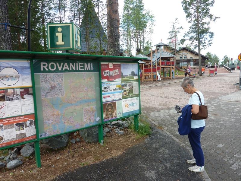 GRAND TOUR DE LA SCANDINAVIE EN 60 JOURS ET 12000 KMS FINLANDE 882271P1130071