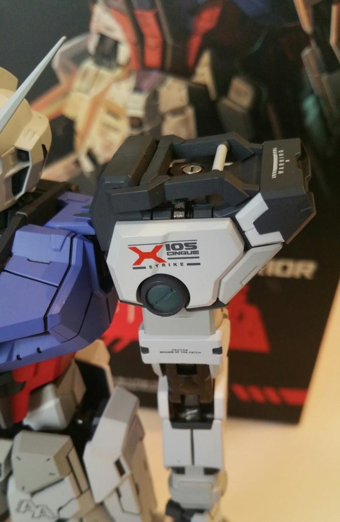 Review/Edito : Strike Gundam Metal Build 1/72 by Moshow la leçon Chinoise donnée a Bandai  883644201610061421131