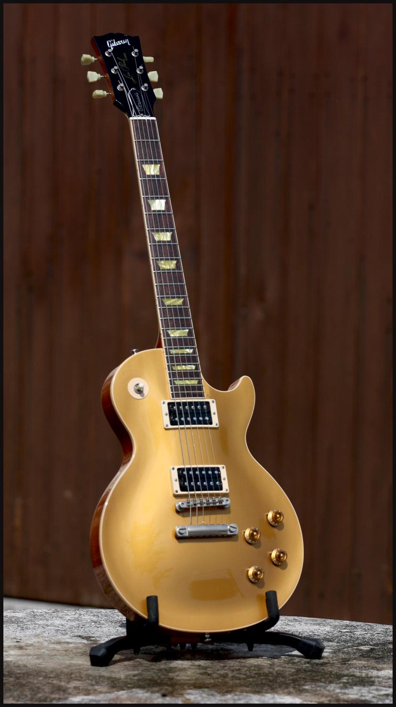 "Gibson Les Paul Reissue 60"" Gold Top 2001 - MIAM ! 88411816c2"