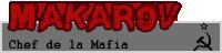 Chef de la Mafia Russe