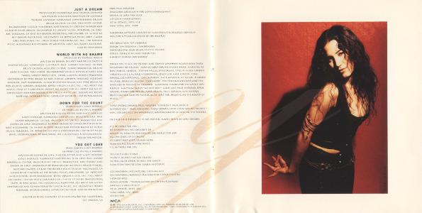 CDs inconnus de collaborations musicales avec d'autres artistes 885473DonnaDeloryBookletsmall