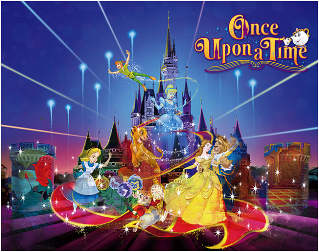 [Tokyo Disneyland] Nouveau spectacle nocturne : Once Upon a Time (29 mai 2014)  - Page 2 885545out1