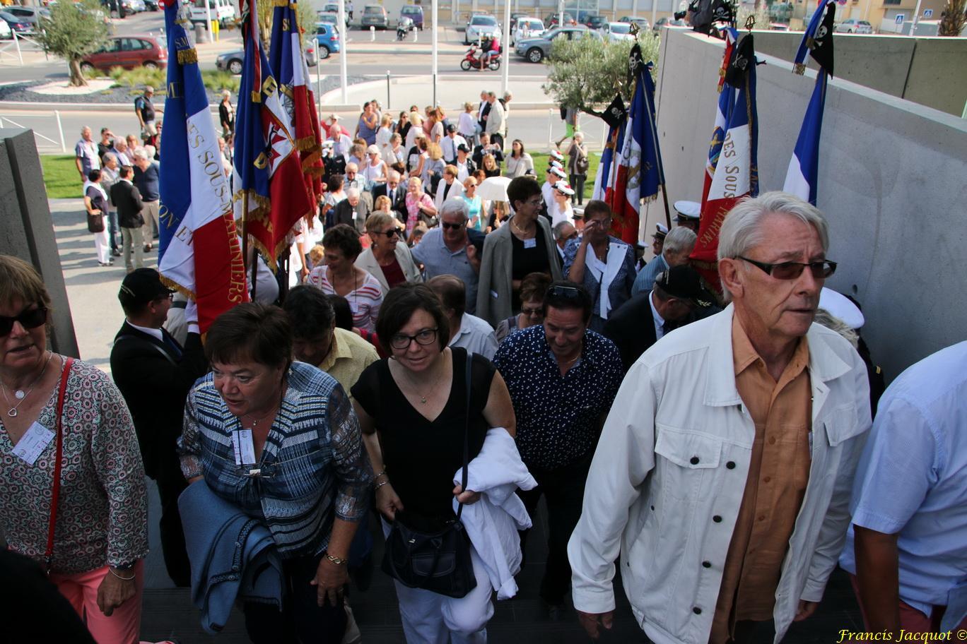 [ Associations anciens Marins ] 65 ème Congrès de l'AGSM 2016 au Grau du Roi 8857395325