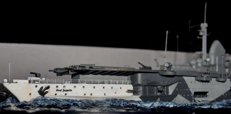 DKM Graf Zeppelin 1/720 [Revell] 886261HPIM1830