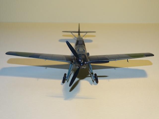 Bf 109 E3 WNr 1304 du JG 76 capturé le 22/11/1939 886478DSC03708