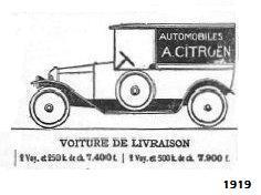 Type A , le début des Citroën 888464Citron19