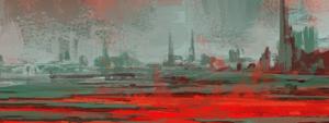 Lacs de souffre