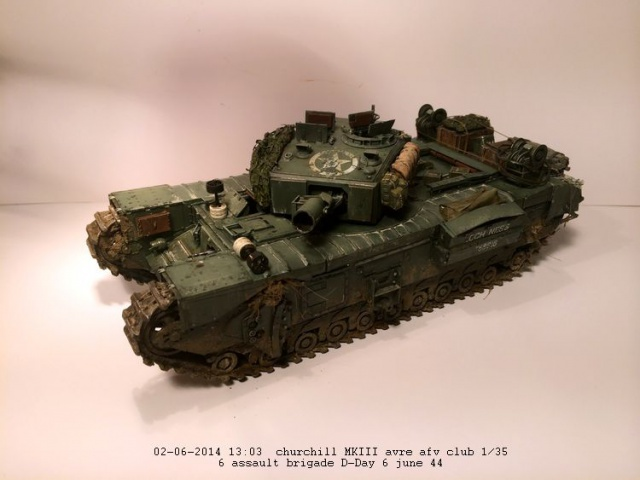 Churchill avre mk3  de chez afv club 1/35 - Page 2 890365003