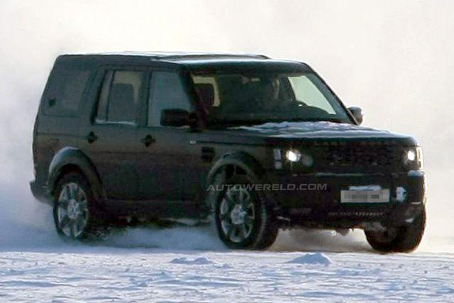 2009 - [Land Rover] Discovery 4 (FL) 890632