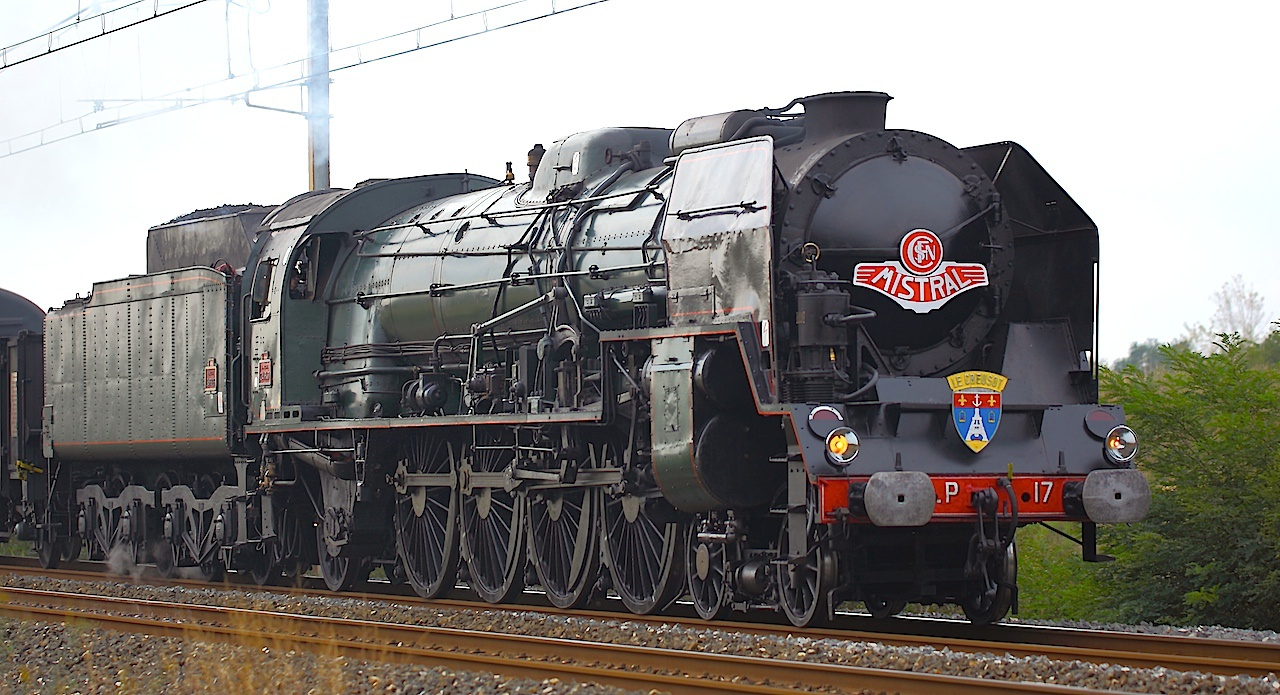 Locomotive Vapeur de 1950 8907113WEB241P17