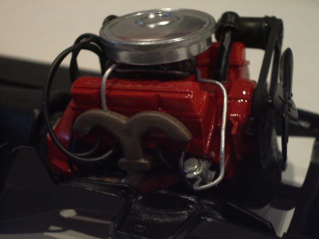 chevrolet bel air hardtop 1957 de chez amt au 1/16 890927IMGP8784