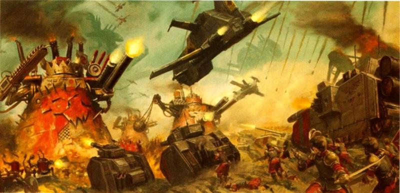[W40K] Collection d'images : La Garde Impériale 892573KillaKansvsVostroyanRegiment